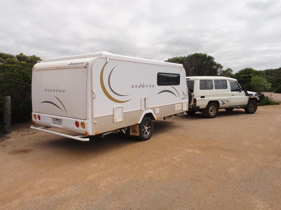 Exploration Office and Accommodation Van